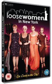 Loose Women In New York - Let Loose In The City - (Import DVD)