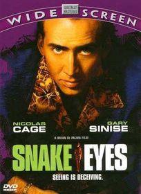 Snake Eyes - (DVD)