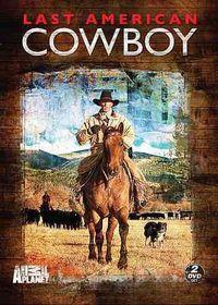 Last American Cowboy - (Region 1 Import DVD)