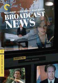 Broadcast News - (Region 1 Import DVD)