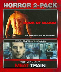 Clive Barker's Book of Blood/Midnight - (Region A Import Blu-ray Disc)