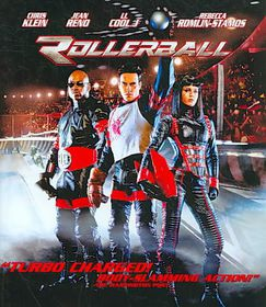 Rollerball - (Region A Import Blu-ray Disc)