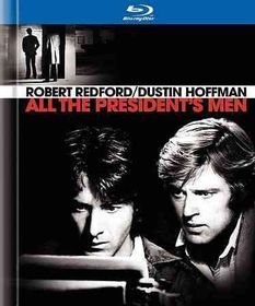 All the President's Men - (Region A Import Blu-ray Disc)