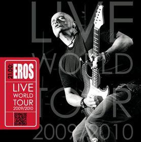 Ramazzotti, Eros - Live World Tour 2009/2010 (CD)