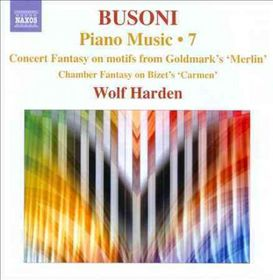 Busoni: Piano Mus Vol7 - Piano Music - Vol.7 (CD)