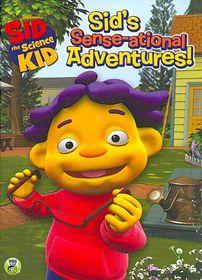 Sid the Science Kid:Sid's Sense Ation - (Region 1 Import DVD)