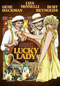 Lucky Lady - (Region 1 Import DVD)