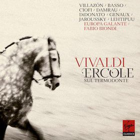 Villazon/ciofi/damrau... - Ercole Sul Termondonte (CD)