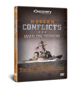 Modern Conflicts: War On Terror - Al Qaeda The Attack On USS Cole - (Import DVD)