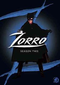 Zorro:Complete Season 2 - (Region 1 Import DVD)