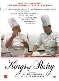 Kings of Pastry - (Region 1 Import DVD)