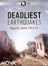 Nova:Deadliest Earthquakes - (Region 1 Import DVD)