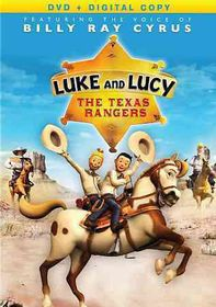 Luke and Lucy & the Texas Rangers - (Region 1 Import DVD)