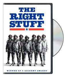 Right Stuff - (Region 1 Import DVD)