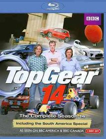 Top Gear 14 - (Region A Import Blu-ray Disc)