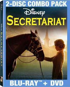 Secretariat - (Region A Import Blu-ray Disc)