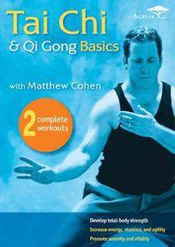 Tai Chi & Qi Gong Basics - (Region 1 Import DVD)