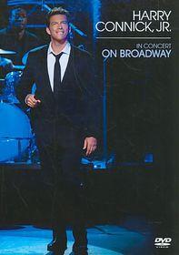 In Concert on Broadway - (Region 1 Import DVD)
