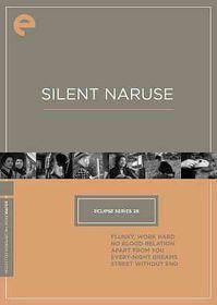 Eclipse Series 26:Silent Naruse - (Region 1 Import DVD)