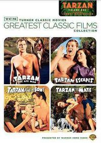 Tcm Greatest:Weissmuller Tarzan Vol 1 - (Region 1 Import DVD)