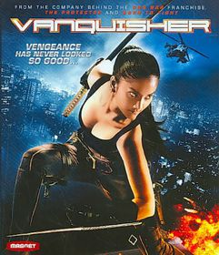 Vanquisher - (Region A Import Blu-ray Disc)