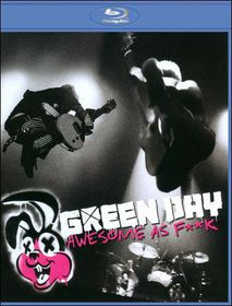 Green Day - Cd+blu Ray - Awesome As F**k (CD + Blu-Ray)