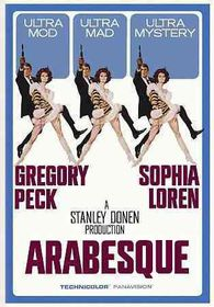Arabesque - (Region 1 Import DVD)