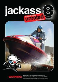 Jackass 3 3d - (Region 1 Import DVD)