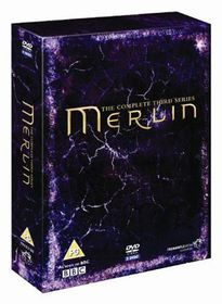 Merlin: Complete Series 3 - (Import DVD)