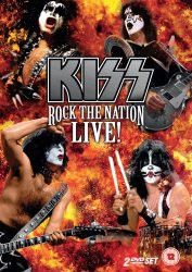 Kiss - Rock The Nation - Live (DVD)