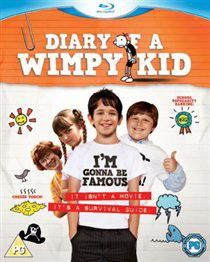 Diary of a Wimpy Kid - (Import Blu-ray Disc)