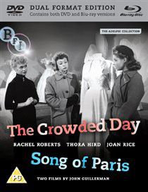 Adelphi Collection Volume 3 - The Crowded Day/Song of Paris - (Import Blu-ray Disc)