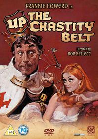 Up the Chastity Belt - (Import DVD)