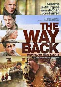 Way Back - (Region 1 Import DVD)