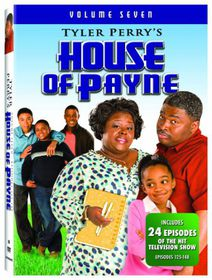 Tyler Perry's House of Payne Vol 7 - (Region 1 Import DVD)