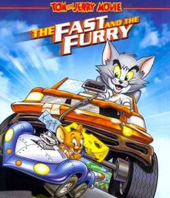 Tom and Jerry:Fast and the Furry - (Region A Import Blu-ray Disc)