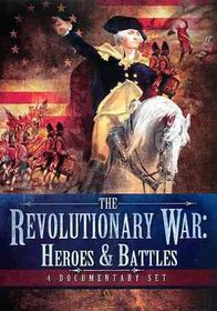 Revolutionary War:Heroes and Battles - (Region 1 Import DVD)