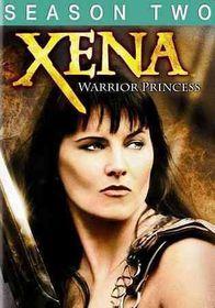 Xena:Warrior Princess Season 2 - (Region 1 Import DVD)