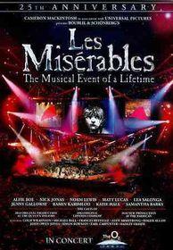 Les Miserables 25th Ann Ed - (Region 1 Import DVD)