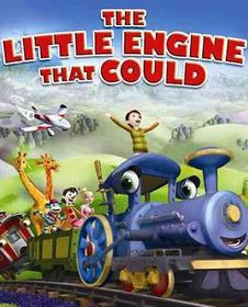 Little Engine That Could - (Region 1 Import DVD)