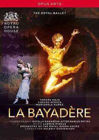 Minkus / Acosta / Royal Ballet / Oroh / Ovsyanikov - Bayadere (DVD)