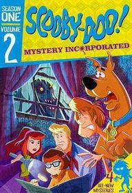 Scooby Doo Mystery Inc Vol 2 - (Region 1 Import DVD)