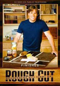 Woodworking with Tommy Mac:Finishes - (Region 1 Import DVD)