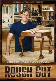 Woodworking with Tommy Mac:Chippendal - (Region 1 Import DVD)