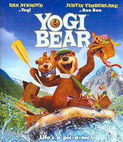 Yogi Bear - (Region A Import Blu-ray Disc)