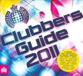 Ministry Of Sound - Clubbers Guide 2011 (CD)