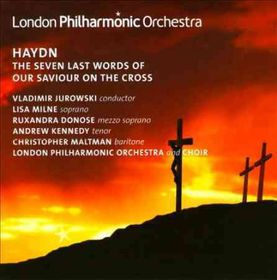 Haydn: Seven Last Words Of Christ - Seven Last Words Of Christ (CD)
