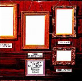 Emerson, Lake & Palmer - Pictures At An Exhibition - Remastered (CD)