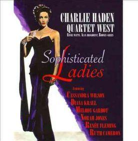 Charlie Haden Quartet West - Sophisticated Ladies (CD)