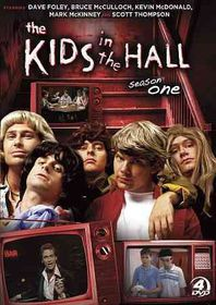 Kids in the Hall:Complete Season One - (Region 1 Import DVD)